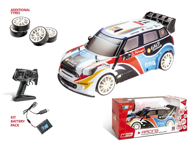 63358 - MINI COUNTRYMAN JCW WRC