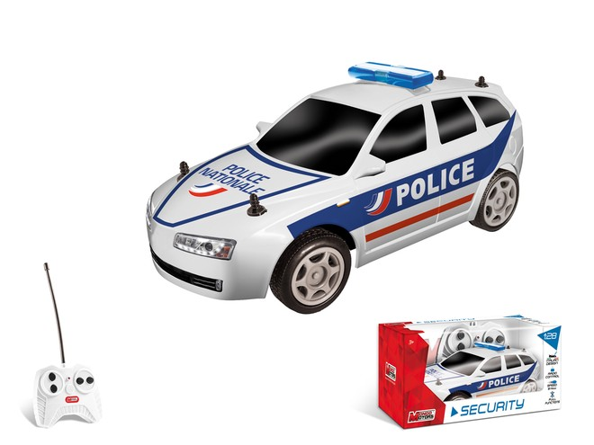 63433 - FRANCE SECURITY CARS COLLECTION
