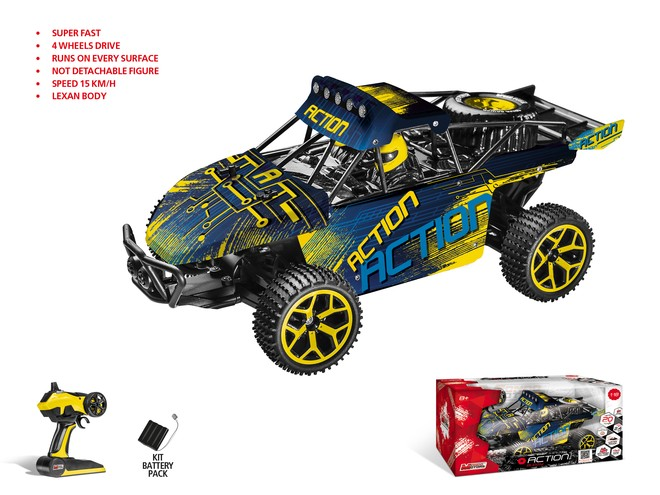 63453 - ACTION BUGGY