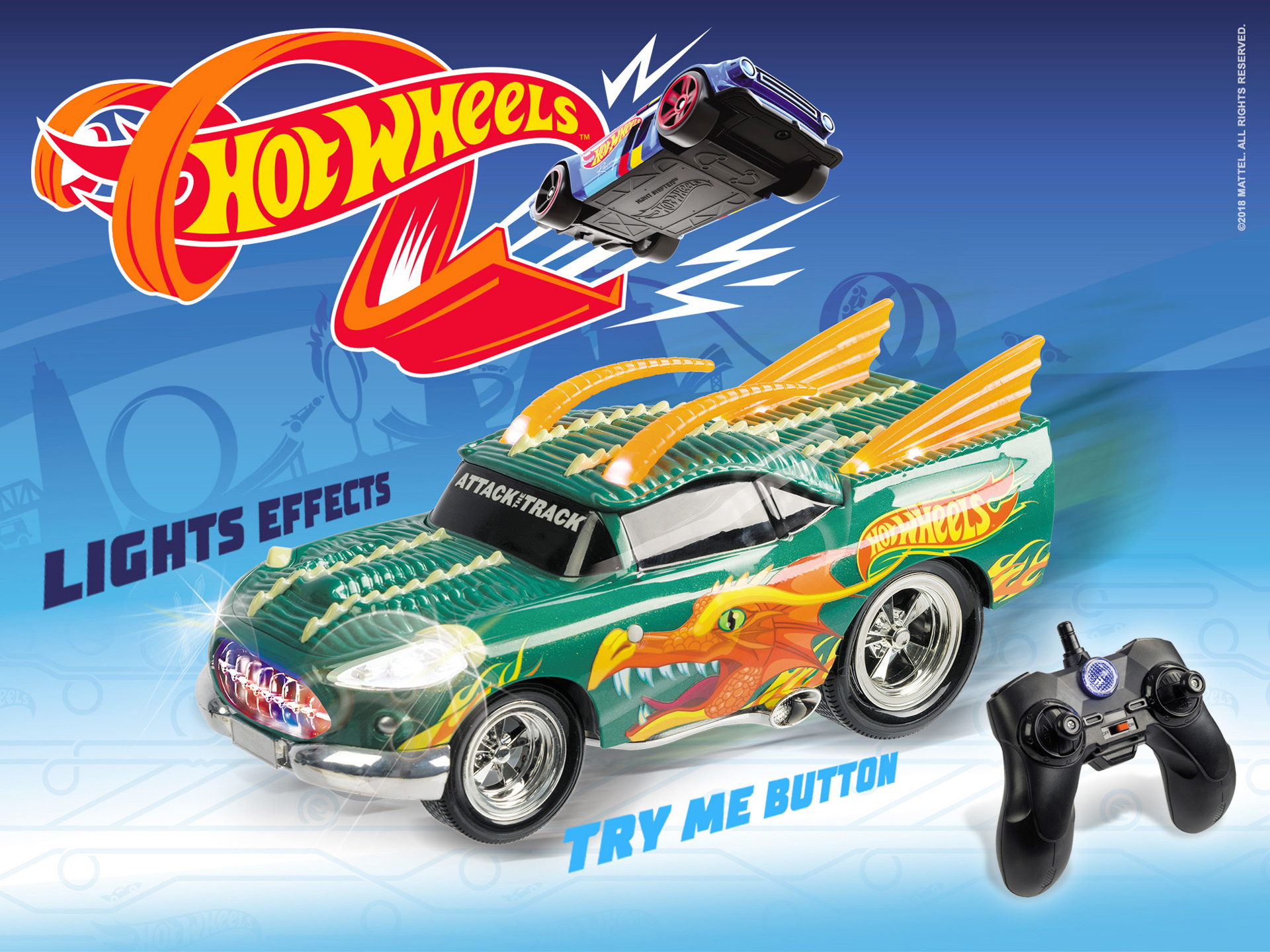 Mondo Motors Hot Wheels