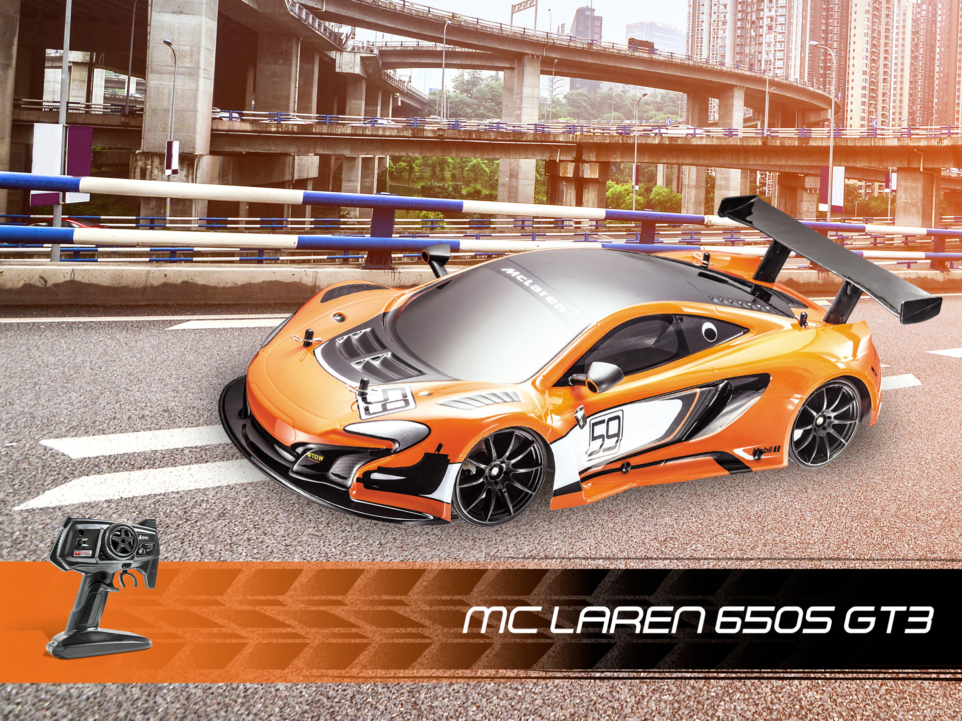 Mondo Motors MC Laren