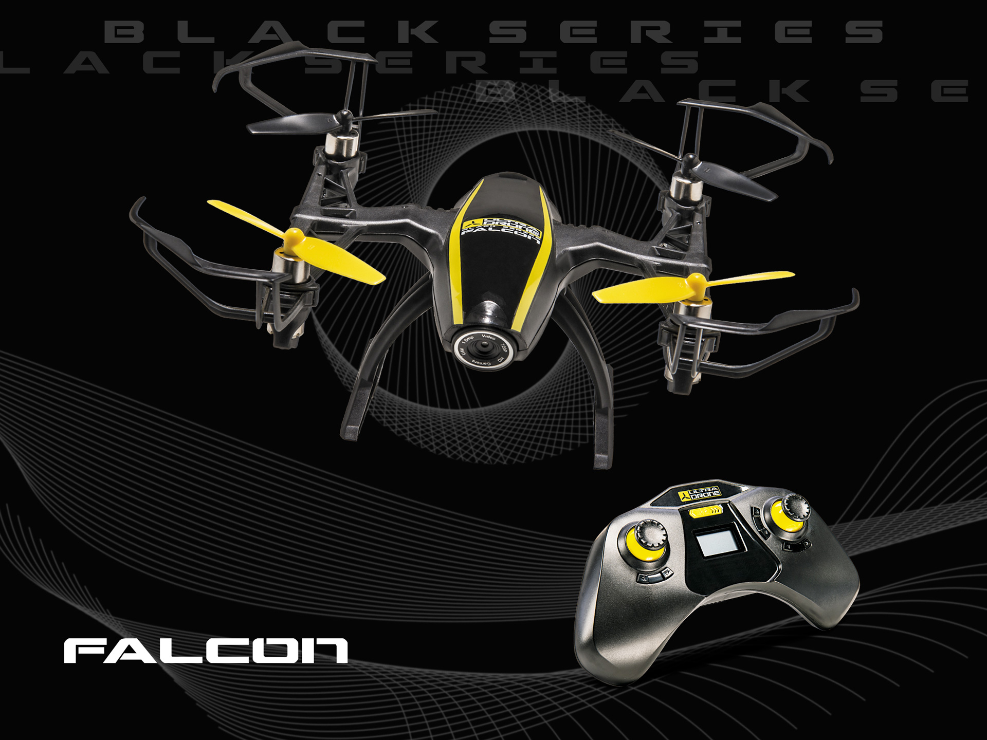 Mondo Motors Ultradrone Falcon
